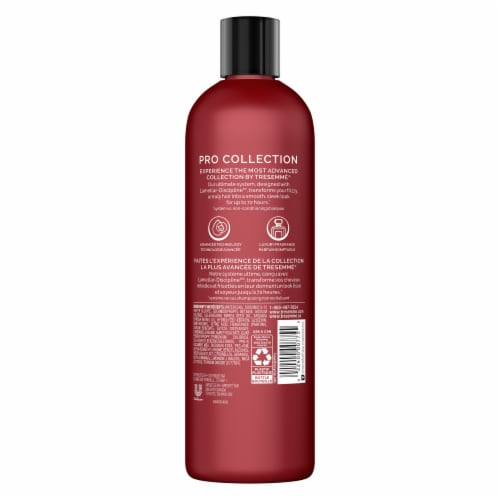 TRESemme Keratin Smooth Shampoo Perspective: back