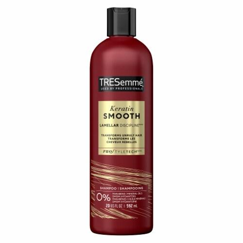 TRESemme® Keratin Smooth Shampoo Perspective: back