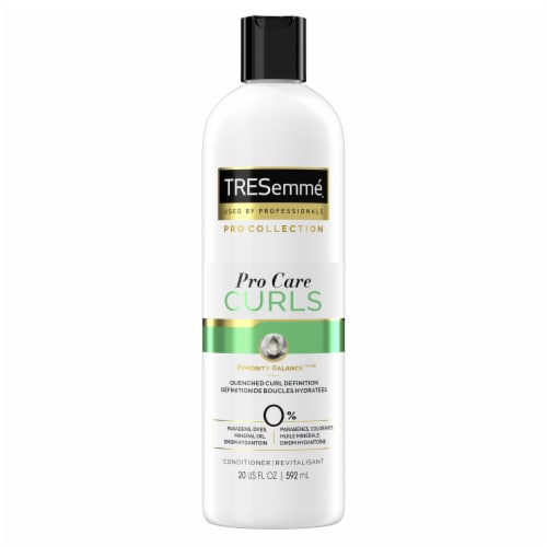 TRESemme Pro Pure Sulfate & Silicone Free Curl Define Conditioner Perspective: back