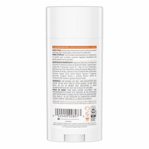 Schmidt's Sandlewood + Citrus Aluminum Free Deodorant Perspective: back