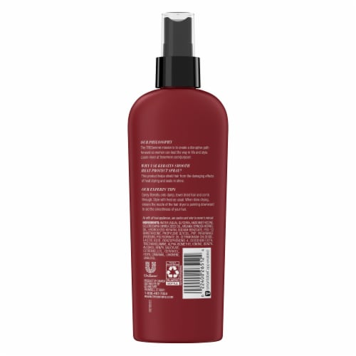 TRESemme Keratin Smooth Heat Protect Spray Perspective: back