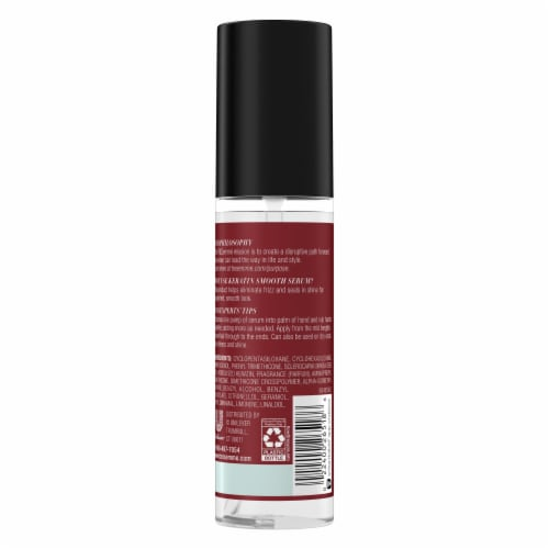 TRESemme Keratin Smooth Shine Serum Perspective: back