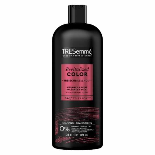 TRESemme Color Revitalize Shampoo Perspective: back