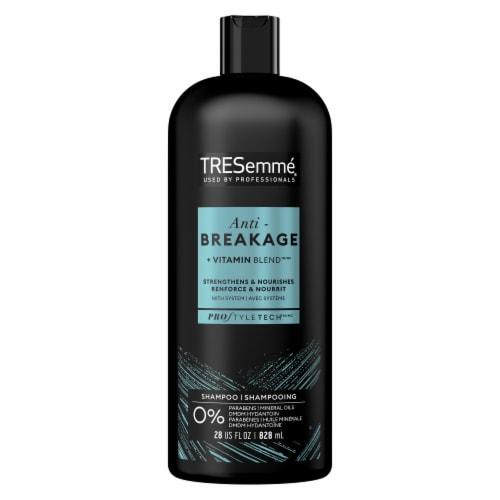 TRESemme Anti-Breakage Shampoo Perspective: back