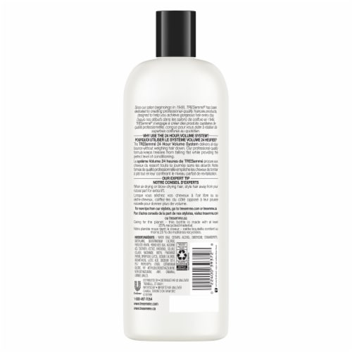 TRESemme 24 Hour Volume Full Body All Day Conditioner Perspective: back