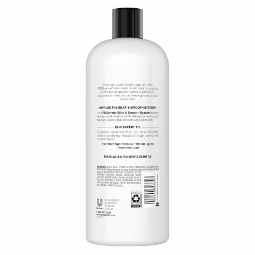 TRESemme Smooth & Silky Conditioner Perspective: back