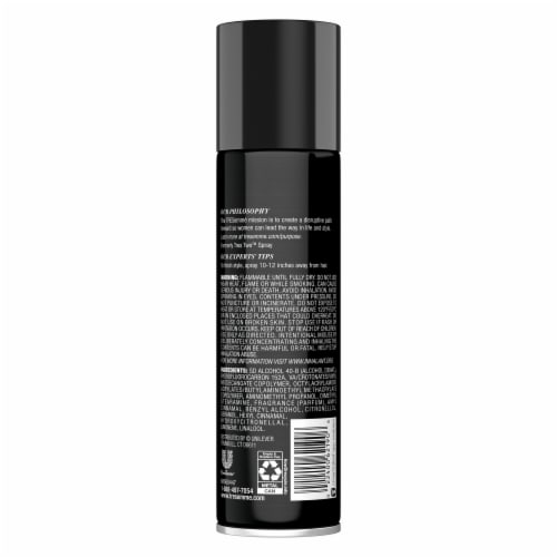 TRESemme Extra Firm Control Tres Two Hairspray Perspective: back