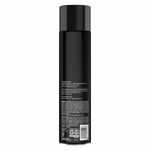 TRESemme TRES TWO Ultra Fine Mist Firm Control Hair Spray Perspective: back