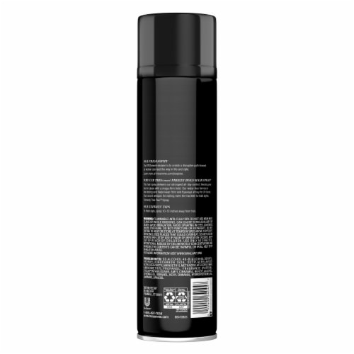 TRESemme Mega Firm Control Tres Two Freeze Hold Hair Spray Perspective: back