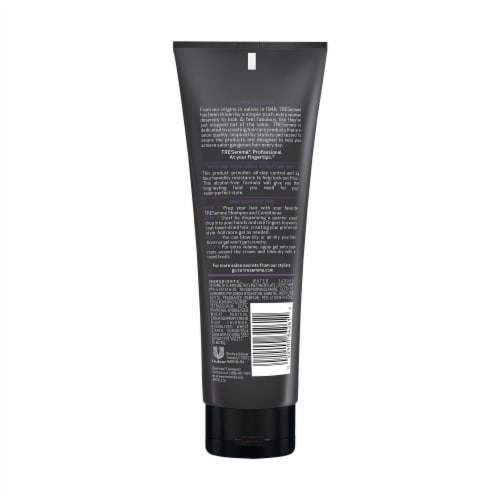 TRESemme Tres Mega Firm Control Hair Gel Perspective: back