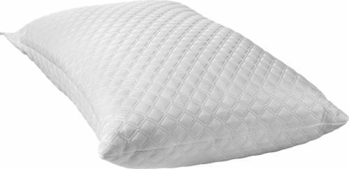 Sealy Dyneema Cooling Pillow Perspective: back