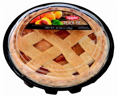 Ralphs Peach Pie Perspective: back