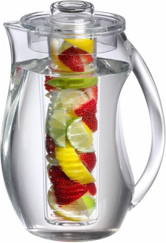 Prodyne FI-3 Fruit Infusion Flavor Pitcher Perspective: back