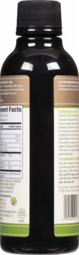 Spectrum Essentials Organic Flax Oil Perspective: back