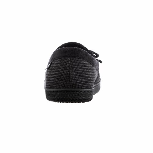 Totes Mini Box Cord Luke Moccasin with Lacing Perspective: back