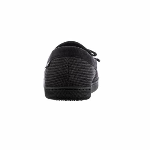 Isotoner® Men's Luke Moccasin Slippers Perspective: back
