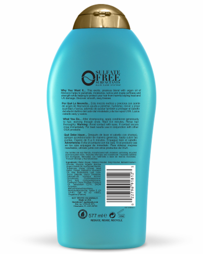 OGX Renewing + Argan Oil of Morocco Conditioner Perspective: back