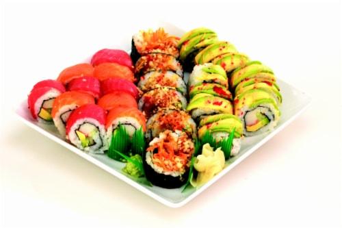 AFC Ultimate Sushi Chef Sampler Perspective: back