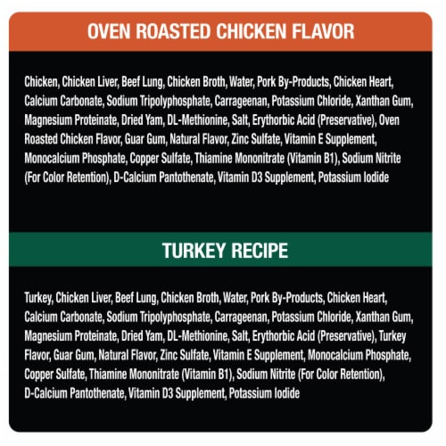 Cesar Classics Poultry Wet Dog Food Variety Pack Perspective: back