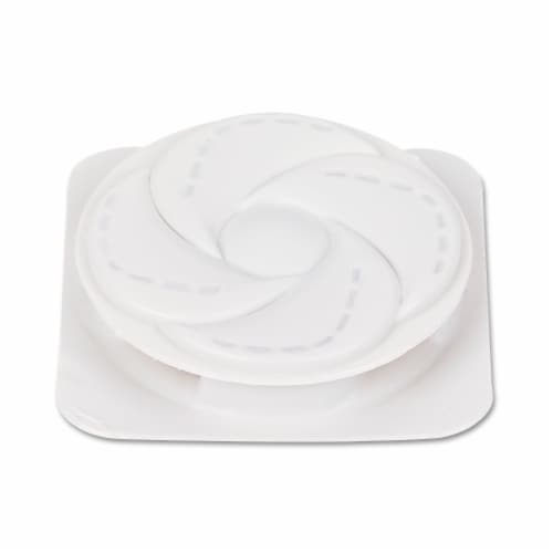 Combat Source Kill 0.21 Oz. Solid Ant Bait Station (6-Pack) DIA 45901CT Perspective: back