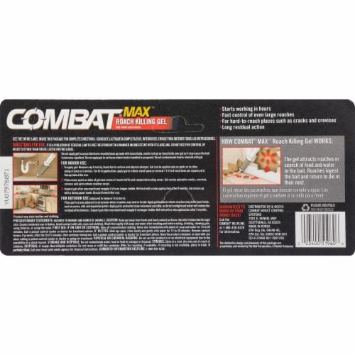 Combat® Max Roach Killing Gel Perspective: back