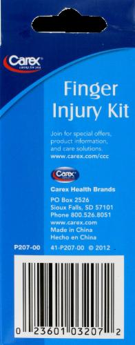 Carex Finger Injury Kit Perspective: back