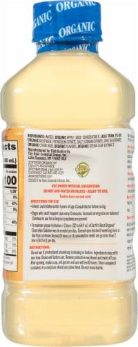 Earth's Best Organic® Apple Orange Electrolyte Solution Perspective: back