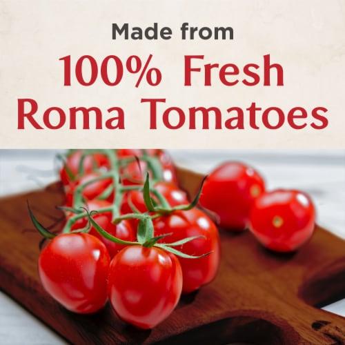Contadina Italian Herb Tomato Paste Perspective: back