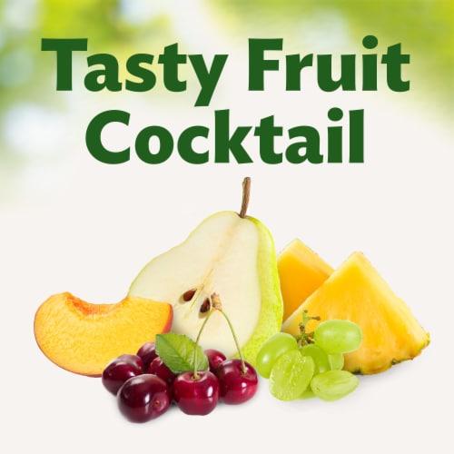 Del Monte® No Sugar Added Fruit Cocktail Perspective: back