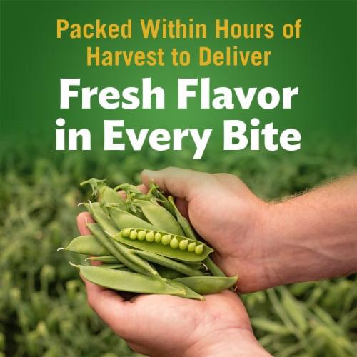 Del Monte No Salt Added Sweet Peas Perspective: back