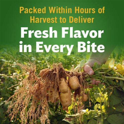 Del Monte Fresh Cut Whole New Potatoes Perspective: back