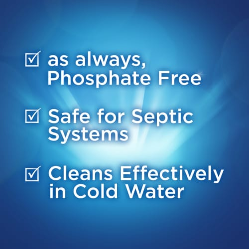Persil ProClean Original Deep Clean Laundry Detergent Perspective: back