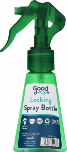 Good To Go Locking Spray Bottle - Assorted Perspective: back