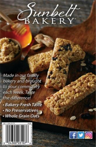 Sunbelt Bakery Oats & Honey Chewy Granola Bars Perspective: back