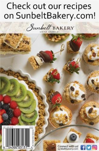 Sunbelt Bakery Oatmeal Raisin Chewy Granola Bars Family Pack Perspective: back
