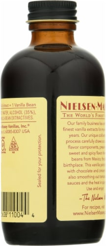 Nielsen Massey Mexican Pure Vanilla Perspective: back