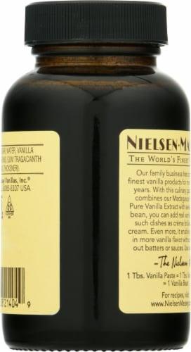 Nielsen-Massey Madagascar Bourbon Pure Vanilla Bean Paste Perspective: back