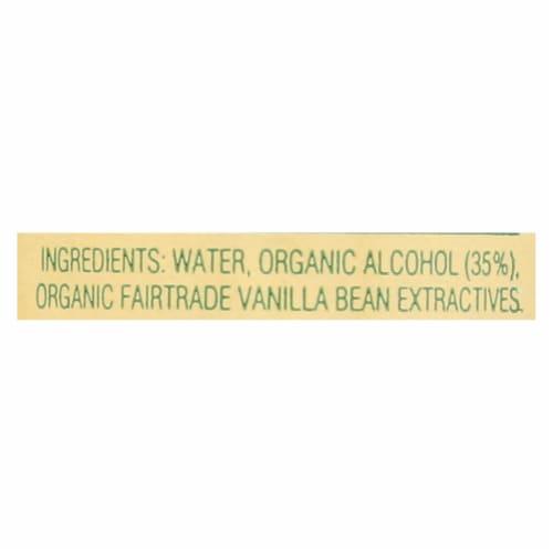 Nielsen-Massey Vanillas Inc Organic Madagascar Bourbon Pure Vanilla Extract Perspective: back
