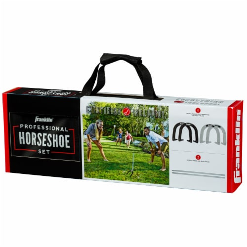 Franklin Professional Horseshoes Perspective: back