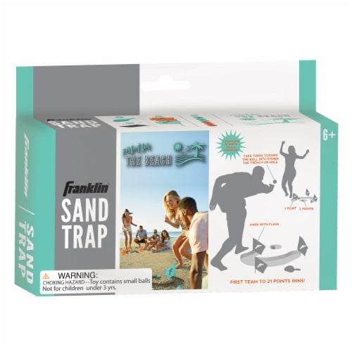 Franklin Sandtrap Set Perspective: back