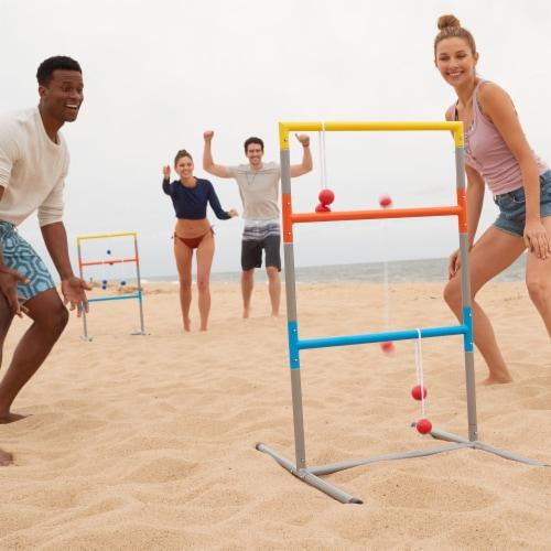 Franklin Professional Ladder Ball Set Perspective: back