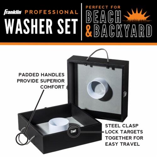Franklin Professional Washer Set Perspective: back