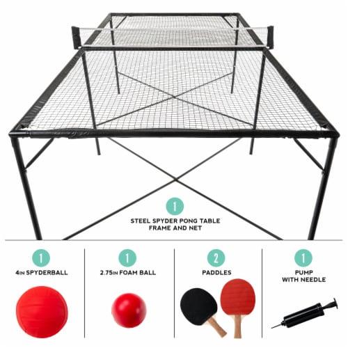 Franklin® Steel Spyder Pong Perspective: back