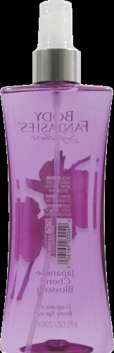 Body Fantasies Japenese Cherry Blossom Body Spray Perspective: back