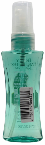 Body Fantasies Cucumber Melon Fragrance Body Spray Perspective: back