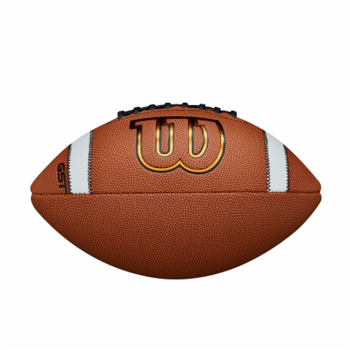 Wilson GST Composite Official Football Perspective: back