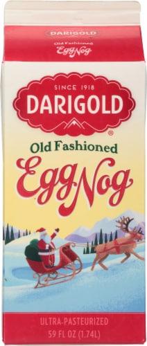 Darigold® Old Fashioned Eggnog Perspective: back