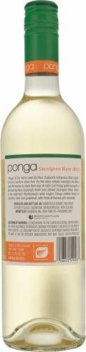 Ponga Sauvignon Blanc Perspective: back