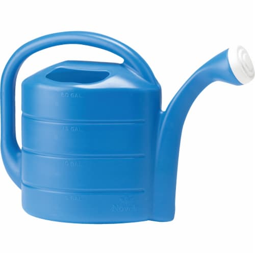 Novelty Poly Watering Can - Assorted Perspective: back