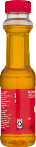Orville Redenbacher's Popping & Topping Buttery Flavored Popcorn Oil Perspective: back